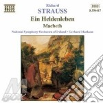 Strauss Richard - Vita D'eroe, Macbeth cd musicale di Richard Strauss
