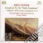 SYMP.N.00 STUDY SYMBOL cd musicale di Anton Bruckner