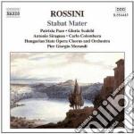 Stabat mater cd musicale di Gioachino Rossini
