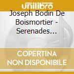 Serenades francaises cd musicale di BOISMORTIEER