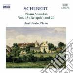 Sonata per pianoforte n.15 d 840