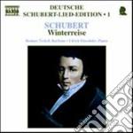 Winterreise d 911 (lieder su testi di w. cd musicale di Franz Schubert