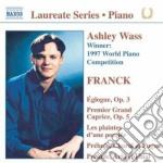 Opere per pianoforte cd musicale di CÉsar Franck