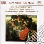 Composizioni di ockeghem, desprez, suasa cd musicale