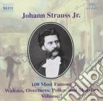 Selezione di 100 composizioni vol.1: il cd musicale di Johann Strauss