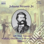 Selezione di 100 composizioni vol.2: bli cd musicale di Johann Strauss