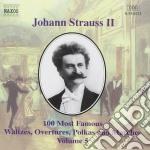 Selezione di 100 composizioni vol. 5 pri cd musicale di Johann Strauss