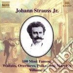 Selezione di 100 composizioni vol.9: ein cd musicale di Johann Strauss