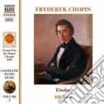 Studi n.1 > n.12 op.10, n.1 > n.12 op.25 cd musicale di Fryderyk Chopin