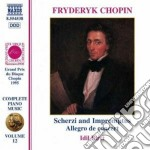 Scherzo n.1 op.20, n.2 op.31, n.3 op.39, cd musicale di Fryderyk Chopin
