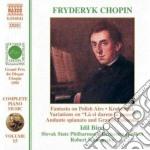 Fantasia su arie polacche op.13, andante cd musicale di Fryderyk Chopin