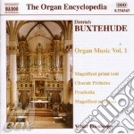 Organ music vol.1 cd musicale di BUXTEHUDE