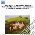 Opere x chitarra (integrale) vol.2 cd musicale di Leo Brouwer