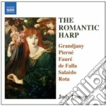 The romantic harp cd musicale