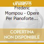 Piano music vol.3 cd musicale di MAMPOU