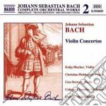 Opere per orchestra (integrale) vol.2: c cd musicale di Johann Sebastian Bach