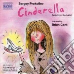 Prokofiev - Cinderella - Theodore Kuchar / Brian Cant / National Symphony Orchestra cd musicale di PROKOFIEV