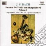 Sonate per violino, vol.1 cd musicale di Johann Sebastian Bach