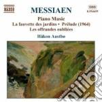 Opere per pianoforte cd musicale di Olivier Messiaen