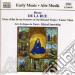 Masses and motets cd musicale di DE LA RUE