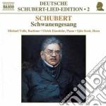 Schwanengesang d 957, lieder su teti di cd musicale di Franz Schubert