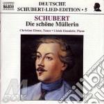 Die schone mullerin cd musicale di SCHUBERT