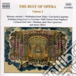 The best of vol.4: estratti da nabucco, cd musicale