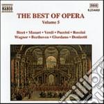 The best of vol.5: estratti da le nozze cd musicale