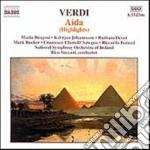 Aida (estratti) cd musicale di Giuseppe Verdi