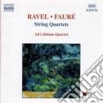 Quartetto x archi cd musicale di Maurice Ravel
