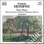 Opere x pf (integrale) vol.4: musica cal cd musicale di Frederic Mompou