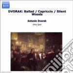 Opere x vl e pf (integrale) vol.2: balla cd musicale di Antonin Dvorak