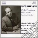 Concerto x vlc, concerto x oboe, studi s cd musicale di Alan Rawsthorne