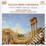 Italian oboe concertos vol.2-a.v. cd musicale di ARTISTI VARI