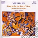 Quartet for the end of t. cd musicale di Olivier Messiaen