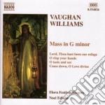 Messa in sol minore, mottetti cd musicale di Vaughan williams ral