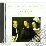 Cabezon Antonio De - Tientos Y Glosados cd musicale di CABEZON ANTONIO DE