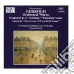 Opere per orchestra cd musicale di Pierre-octav Ferroud