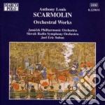Opere per orchestra (integrale) cd musicale di Anthony Scarmolin
