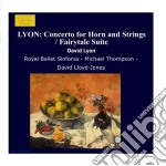 Opere orchestrali (british light music) cd musicale di David Lyon