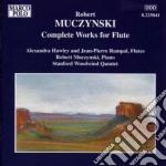 Opere per flauto (integrale) cd musicale di Robert Muczynski