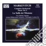 Opere per orchestra (integrale) vol.5 cd musicale di Igor Markevitch