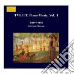 Opere per pianoforte (integrale) vol.1 cd musicale di Geirr Tveitt
