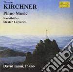 Opere per pianoforte cd musicale di Theodor Kirchner