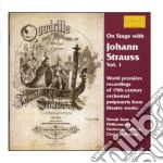 Potpourris vol.1 cd musicale di Johann Strauss
