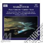 Opere per orchestra (integrale) vol.6 cd musicale di Igor Markevitch