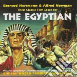 The egyptians (colonna sonora) cd musicale di Bernard Hermann