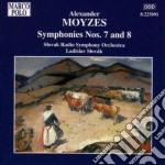 Sinfonia n.7 op.50, n.8