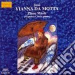 Opere per pianoforte cd musicale di Vianna da motta josÉ