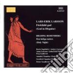 F????rkl????dd gud (dio travestito, suite liri cd musicale di Lars-erik Larsson